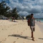 7-mile beach er kåret til Karibiens beste.