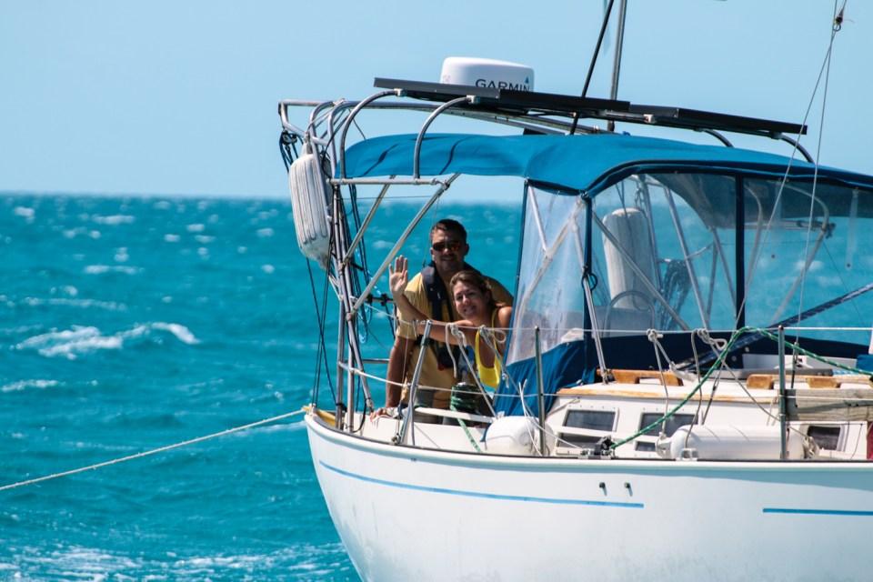 Sailing buddies :)