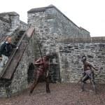 Festning i Cork der det ble kjempet mot britene