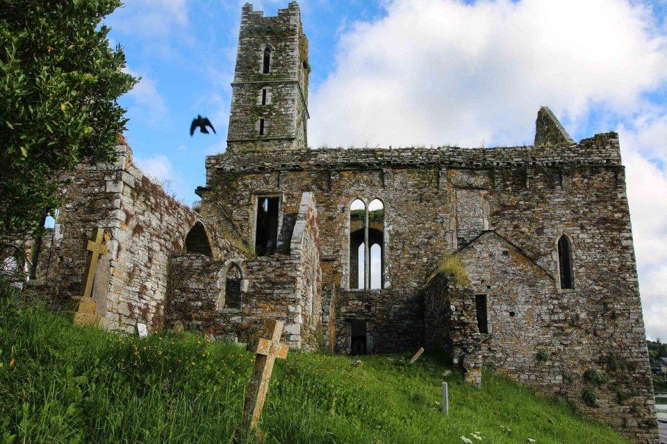 Timoleague klosterruiner