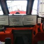 Omvisining på Red Bay Boats - her den nyeste RIBen snart klar til sjøsetting.