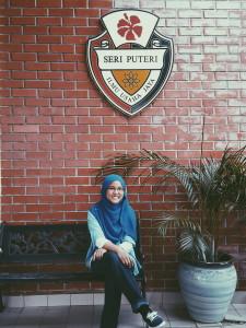 Visiting Sekolah Seri Puteri, Cyberjaya