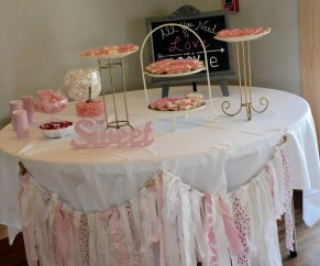 Homestead Room Baby Shower