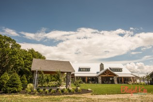 Outdoor Ceremony Space and Estate Room Patio