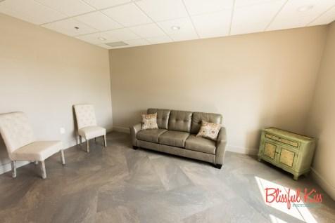 Estate Bridal Suite Lounge