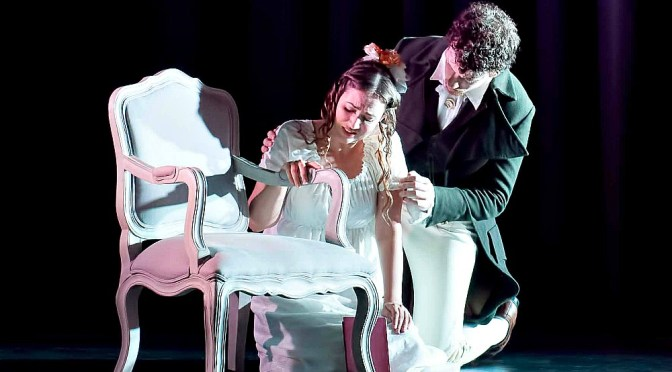 OPERANTICS PRESENTS MANSFIELD PARK @ THE INDEPENDENT THEATRE NORTH SYDNEY