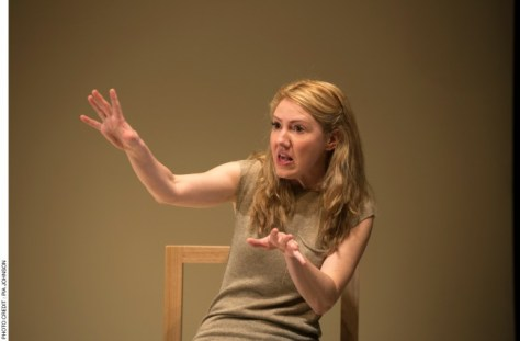 Justine Cambell as the Alison.