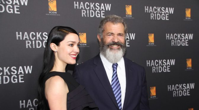 RED CARPET : HACKSAW RIDGE
