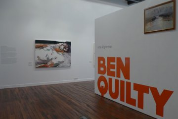 Ben Quilty After Afghanistan Exhibition