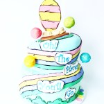 Dr=Suess+Oh+the+place=well+go+baby+shower+cake