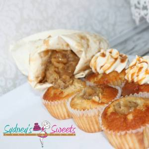 Apple Cinnamon Cupcake