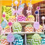 Colorful_Cupcake_Tower_with_Chevron_Cupcake_Sleeves_Sydneys_Sweets