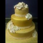Gold__Wedding_Cake_Sydneys_Sweets