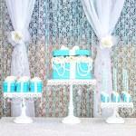 Tiffany_Themed_Bridal+Shower+Cake