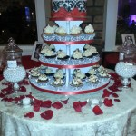Mom, Baby Carriage Baby Shower Cake
