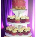 Queen_Gold_Crown_Custom_Cake_Topper_Cupcake_Tower_Sydneys_Sweets