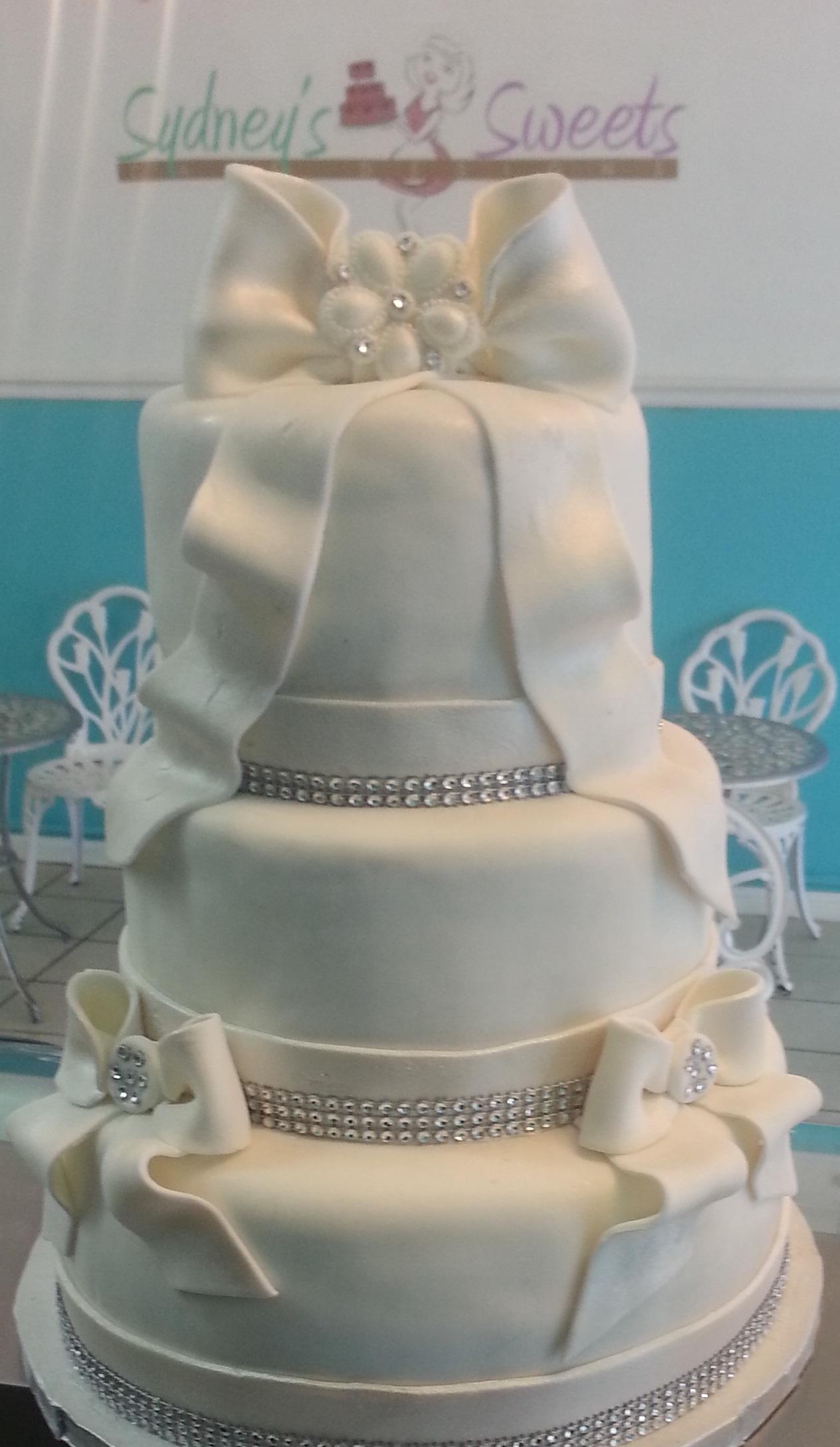 Wedding Cakes Sydney West