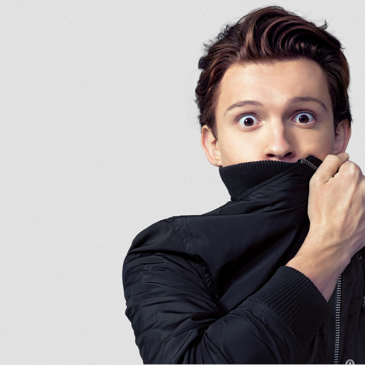 Tom Holland is factory made   SYFY WIRE tom holland factory hero jpg