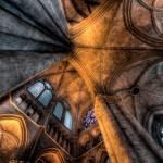 cathédrale de reims intérieur HDR 2