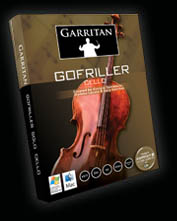 Gofriller Solo Cello Software Instrument