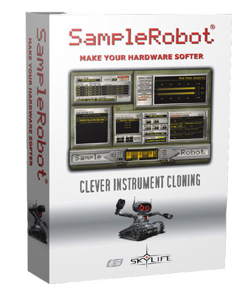 sample robot