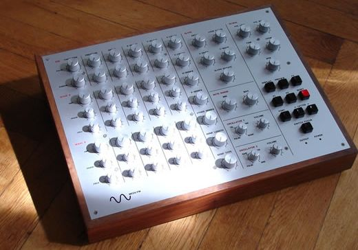 Meek FM Typographic Synthesizer