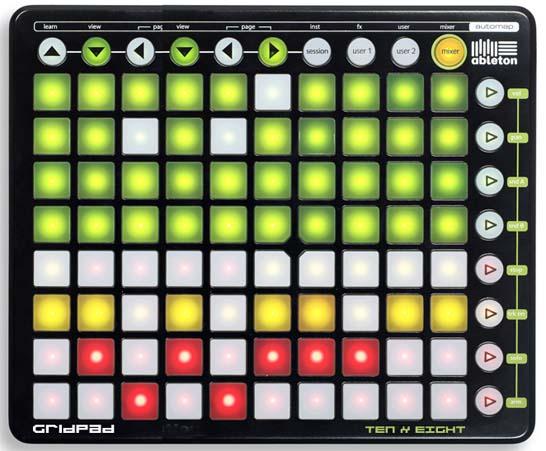 Ableton-GridPad