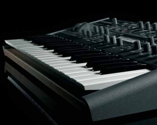 Access Virus TI Polar Dark Star Synthesizer