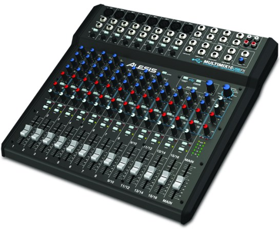 alesis multimix 16 fx