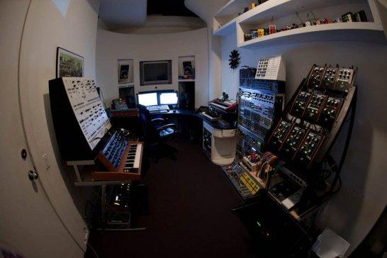 Deadmau5 Mau5trap studio