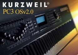 Kurzweil PC3 OS 2.0