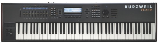 Kurzweil PC3k8 synthesizer