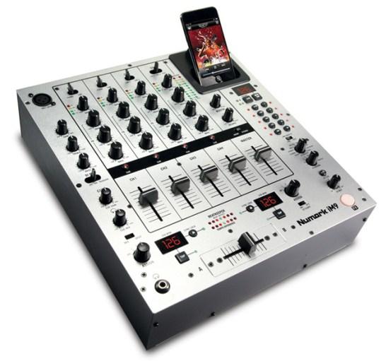 numark iM9-dj mixer