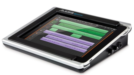 Alesis iPad iO dock