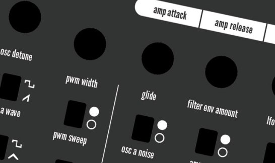 Meeblip SE Synthesizer