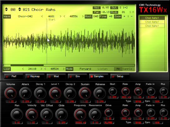Free software sampler vst for windows
