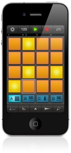 iMaschine iPhone Beat Workstation