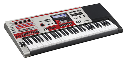 Casio XW-G1 synthesizer