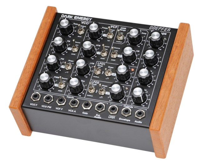 Doepfer Dark Energy 2 synthesizer