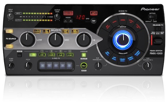 Pioneer Remix Station RMX 1000