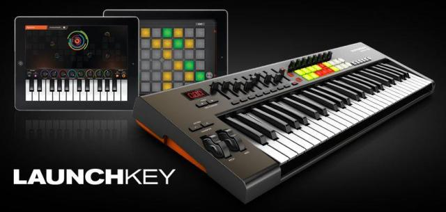novation-launchkey-midi-controller