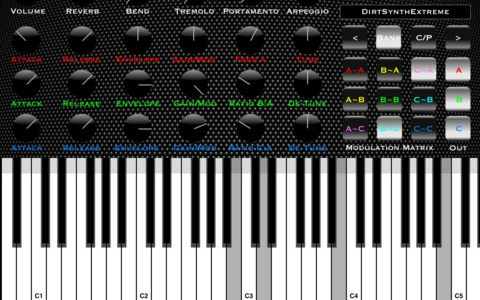 xmod-synthesizer