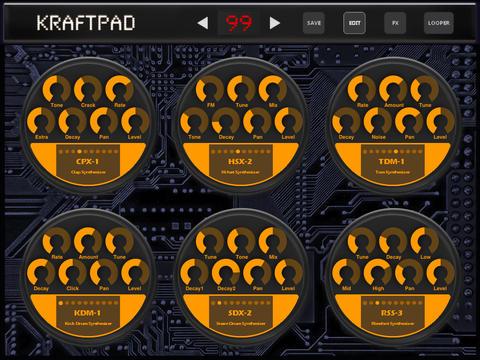 drumpads24数字谱子