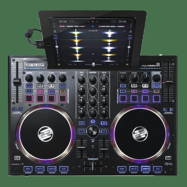 reloop-beatpad-ipad-dj-controller