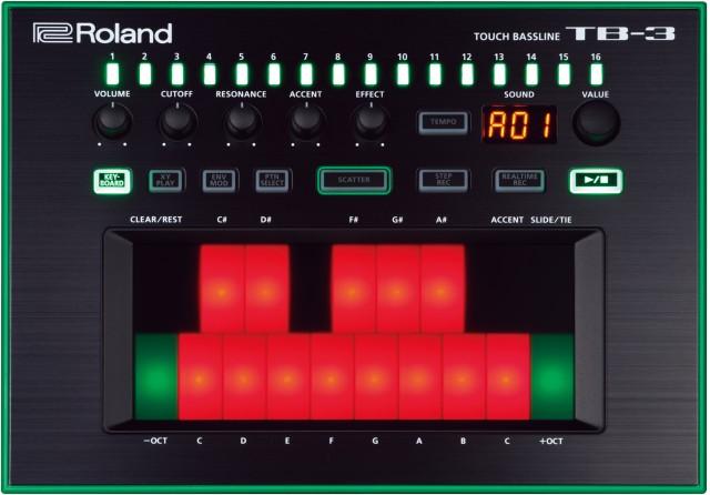 Roland_AIRA_TB-3