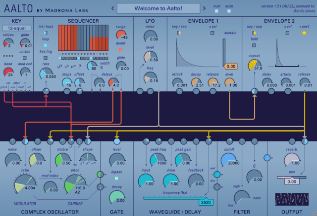 aalto-synthesizer