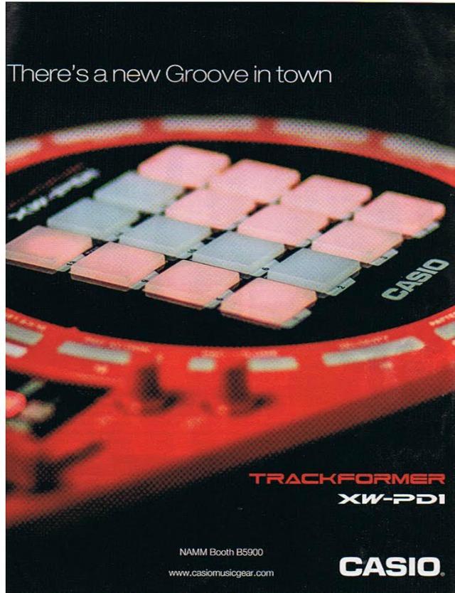 casio-XW-PD1-trackformer