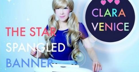 clara-venice-star-spangled-banner