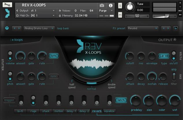 rev-x-loops