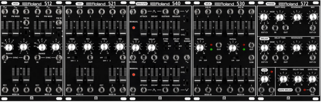 roland-malekko-system-500-eurorack-synthesizer-modules